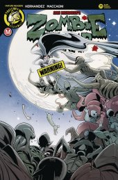 Zombie Tramp #71 Cover B Maccagni Risque