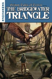 Tales Of Terror: Bridgewater Triangle #3 Original Cover
