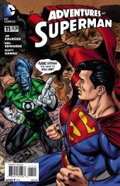 Adventures of Superman #11