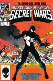 Marvel Super Heroes: Secret Wars #8