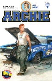 Archie #1 Dave Dorman Variant