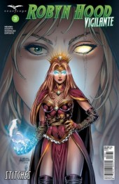Robyn Hood: Vigilante #3 Cover C Reyes