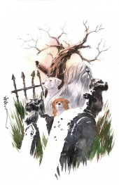 Beasts of Burden: Wise Dogs and Eldritch Men #2 Cover B Nguyen