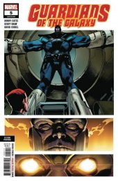 Guardians of the Galaxy #5 2nd Printing