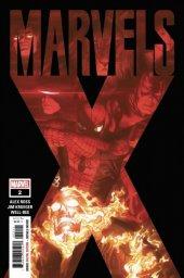 Marvels X #2 Original Cover