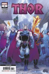 Thor #1 4th Printing