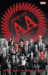 avengers arena: the complete collection tp
