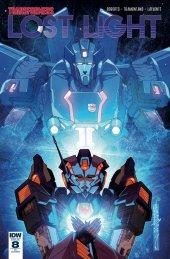 Transformers: Lost Light #8 RI Cover