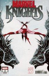 Marvel Knights 20th #2 Jae Lee Variant