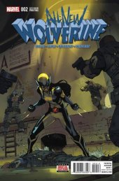 All-New Wolverine #2 2nd Printing