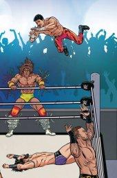 WWE #6 Unlock Royal Rumble Schoonover Variant