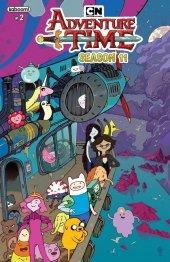 Adventure Time Season 11 #2 1:10 Incentive Variant