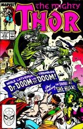 The Mighty Thor #410 Original Cover