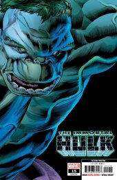 The Immortal Hulk #15 2nd Printing Bennett Variant