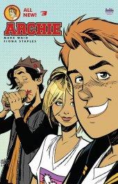 Archie #3 Robinson Variant