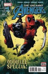 Uncanny Avengers #4 2nd Printing