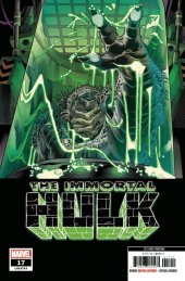 The Immortal Hulk #17 2nd Printing