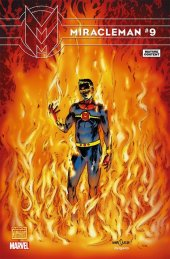 Miracleman #9 Cover B Incentive David Marquez Variant