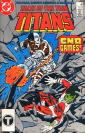 Tales of the Teen Titans #82
