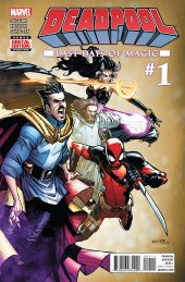 Deadpool: Last Days Of Magic #1
