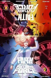 Faith And The Future Force #2 Cover C 1:10 Ganucheau