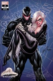 The Amazing Spider-Man #2 J Scott Campbell Variant C