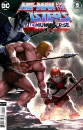 He-Man and the Masters of the Multiverse #5