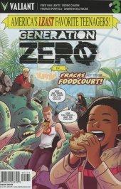 Generation Zero #3 Cover C - Derek Charm Incentive Cover