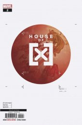 House of X #2 4th Printing