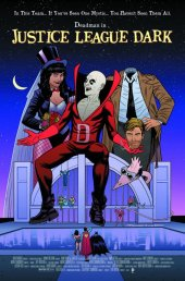 Justice League Dark #40 Movie Poster Variant