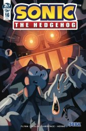 Sonic the Hedgehog #16 1:10 Incentive Variant
