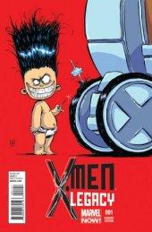 X-Men: Legacy #1 Baby Variant