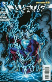 Justice League #35 Jerry Ordway Variant