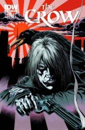 The Crow: Death and Rebirth #1 25 Copy Incv