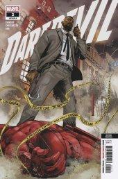 Daredevil #2 2nd Printing Checchetto Variant