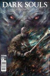 Dark Souls: Legends of the Flame #1 Cover E Percival