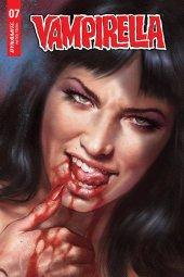 Vampirella #7 1:25 Incentive