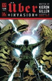Uber Invasion #17 Blitzkreig Cover