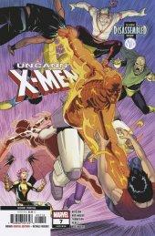 Uncanny X-Men #7 2nd Printing Perez Variant