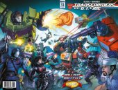 Transformers vs. G.I. Joe #13 Roll Out Roll Call Exclusive