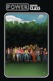 Go Go Power Rangers #32 1:20 Incentive Vidal Variant