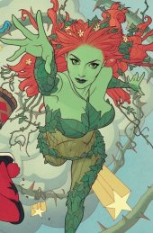 Harley Quinn and Poison Ivy #5 Poison Ivy Card Stock Variant Edition