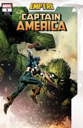 Empyre: Captain America #3 Variant Cover