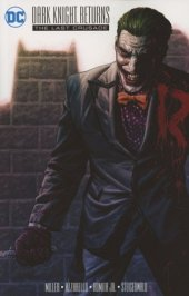 Dark Knight Returns: The Last Crusade #1 Lee Bermejo Variant