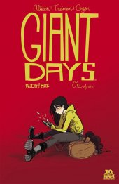 giant days #1 2nd printing