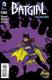 Batgirl #31 Batman 66 Variant