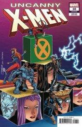 Uncanny X-Men #10 Ron Lim Variant