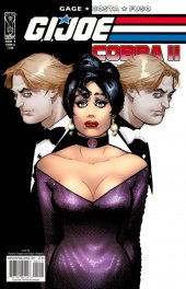 G.I. Joe: Cobra II #2 Original Cover