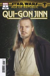 Star Wars: Age of Republic - Qui-Gon Jinn #1 Movie Variant