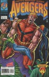 The Avengers #393